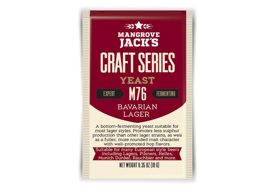 Mangrove Jack's M44 US West Coast Yeast 10g