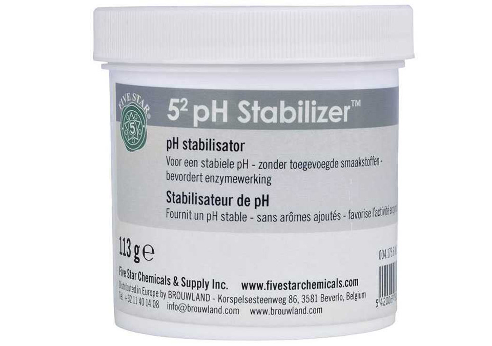 Five Star pH 5.2 Stabilizer 113g