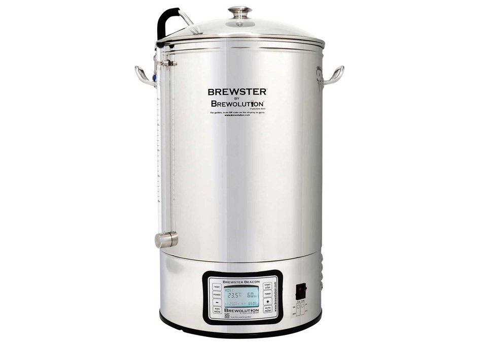 Brewolution Brewster Beacon Brewery 30L