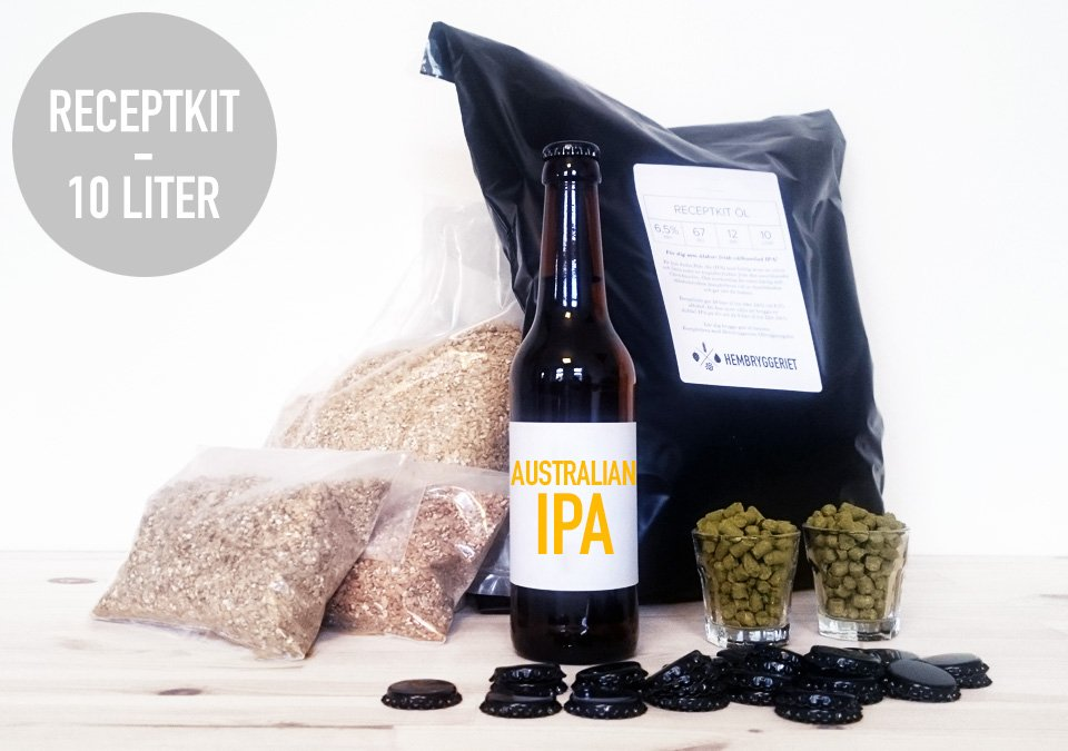 Australian IPA 7% Recipe Kit