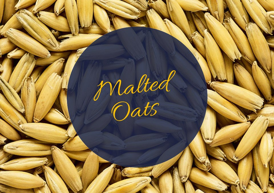 Simpsons Malted Oats 250g Crushed