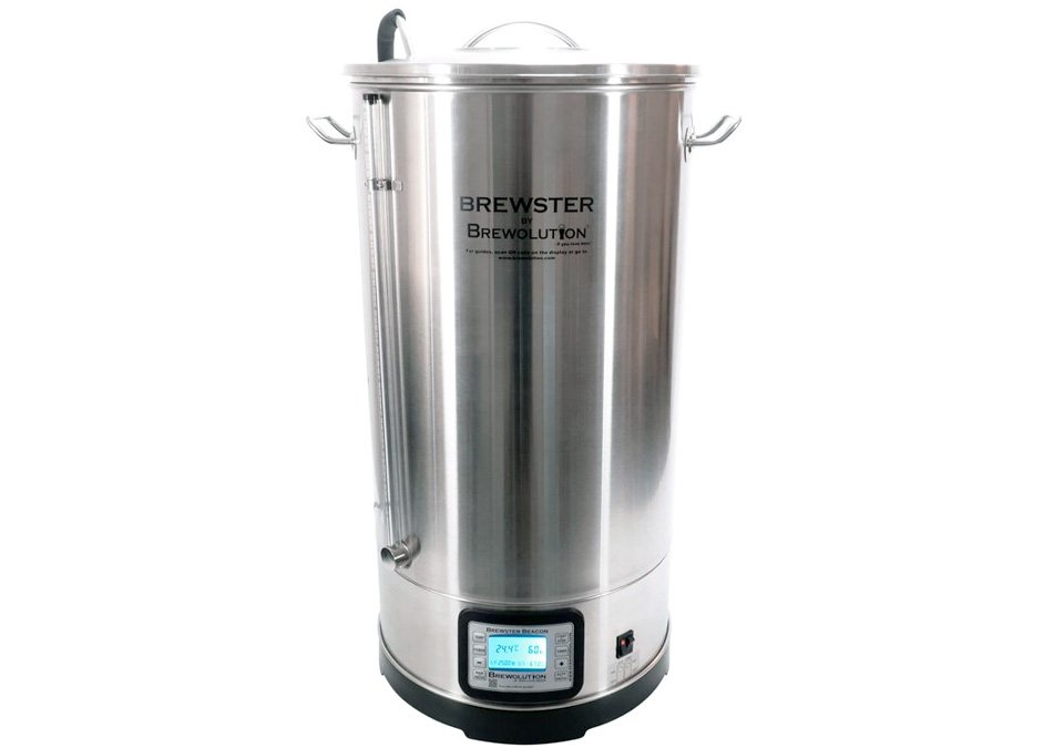 Brewolution Brewster Beacon Brewery 70L
