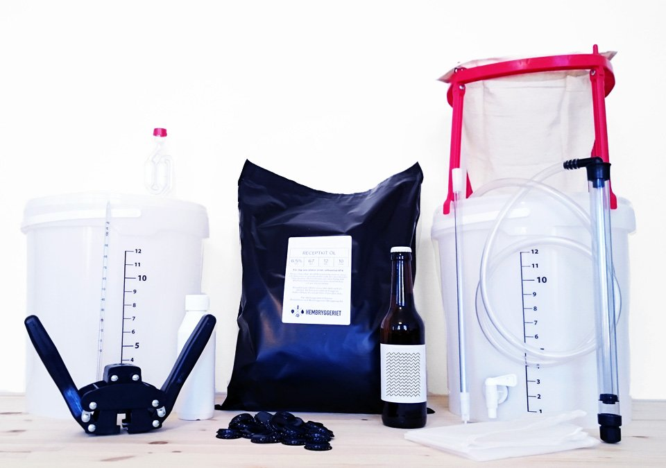 Belgian Wit 5% Brewing Kit 10L