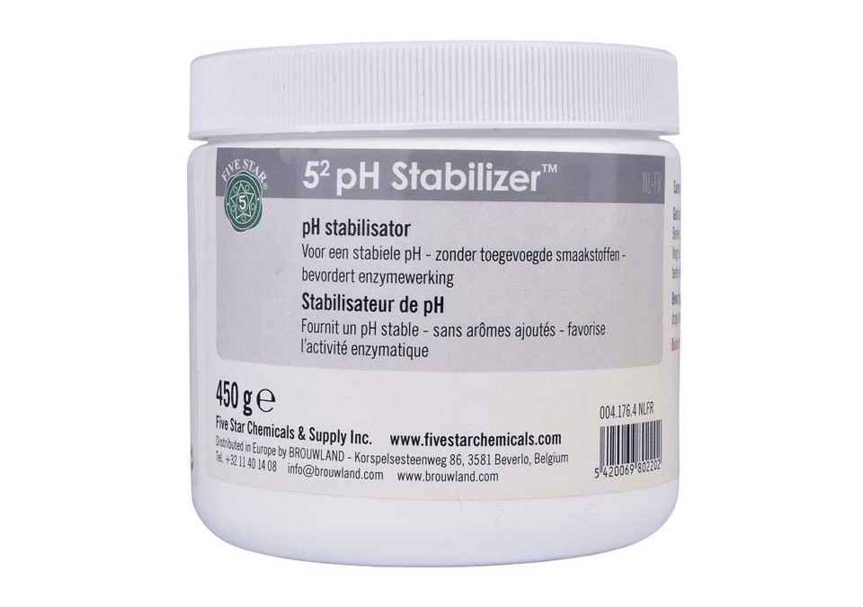 Five Star pH 5.2 Stabilizer 450g